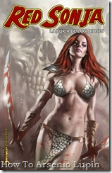 P00004 - RED SONJA - La Furia De Los Dioses