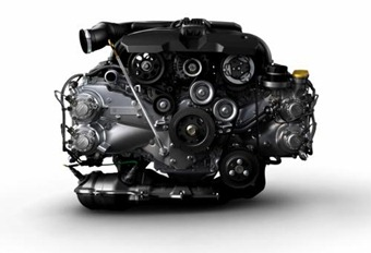 Porsche Plan To Develop Horizontally Opposed  Cylinder Engine 2