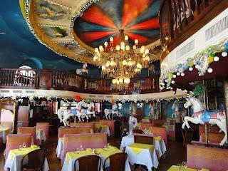 Restaurant la Rotonde à l'Hôtel Negresco à Nice