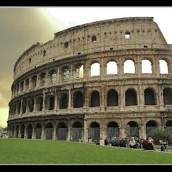 68- Anfiteatro flavio o Coliso de Roma (exterior)
