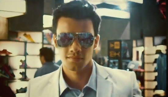 Diego Furoni Eastwood city tvc