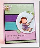 Whee! by Tammy Hershberger for Dare to Get Dirty