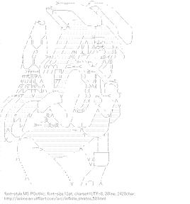 [AA]Shinonono Tabane (Infinite Stratos)