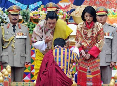 Bhutan Royal Wedding 2