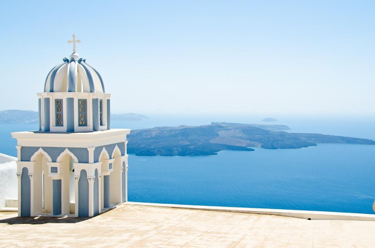 Views from Santorini