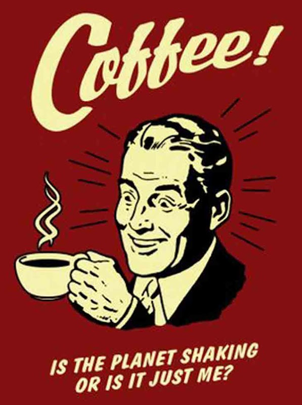 coffee-shaking