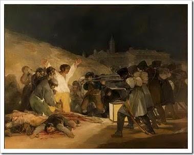 Goya, Tres de mayo