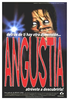 Poster Angustia