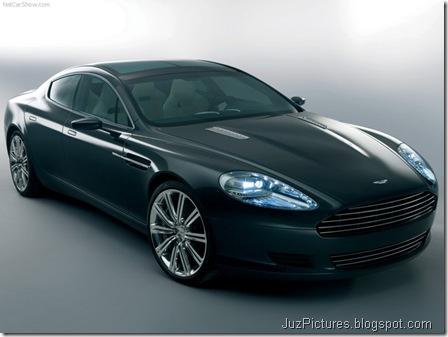 Aston Martin Rapide Concept1