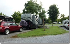 Site 165 River Plantation RV Park