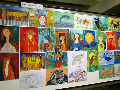 рисунки детей Фриды.JPG