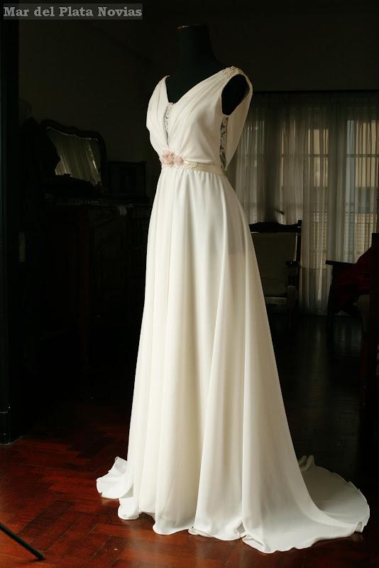 Vestido de Novia Amélie