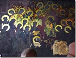 Самообновившиеся в Македонии фрески