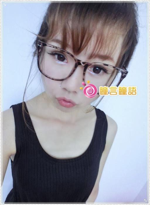 日本KRIAKRIA隱形眼鏡-Sweety Eye 糖果巧克力16