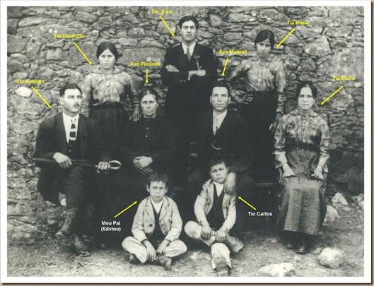Família MARTA