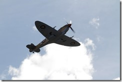 Spitfire - Ardmore Airport