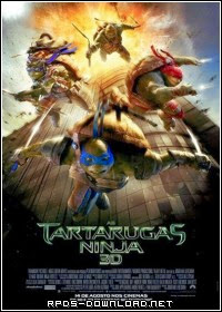 547475f3b88ab As Tartarugas Ninja Dublado RMVB + AVI Dual Áudio BDRip + 720p