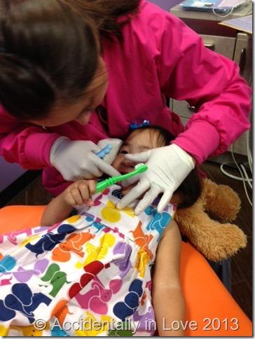 Kylie dentist