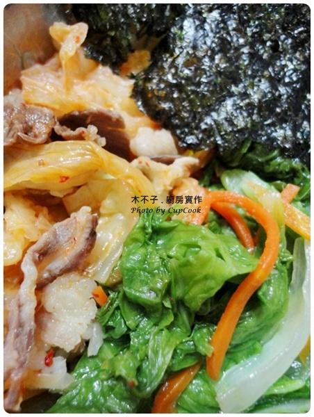 kimchi fried pork with rice (4)