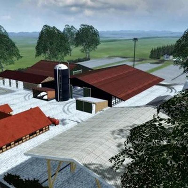 Farming simulator 2013 - Papenburg Map v 2.1