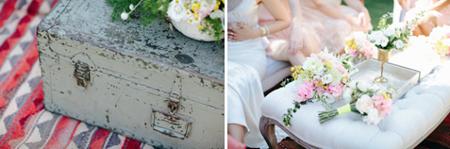 Semplicemente Perfetto Vintage Wedding Trendy Romantic 10
