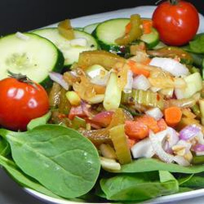 Pickled Vegetable Salad