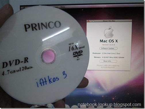 Macbook White ร้อนแล้วดับและเข้า OS X ไม่ได้