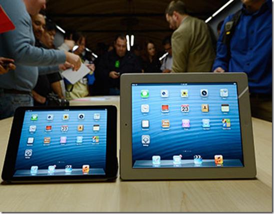 iPad 4 iPad mini