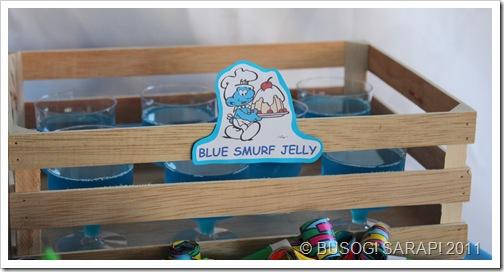 SMURF BLUE JELLY© BUSOG! SARAP! 2011