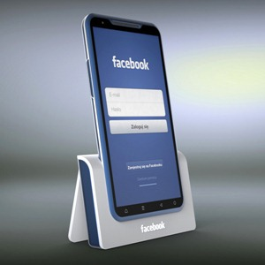 FaceBook Phone 1
