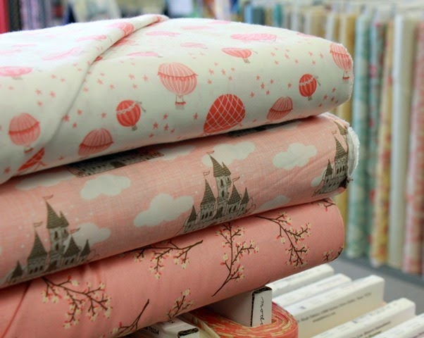 Story Book fabric from Moda at The Fabric Mill
