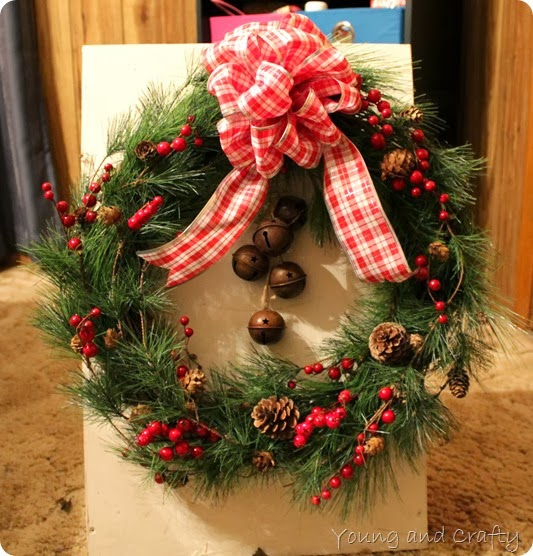 Woodsy Wreath 4