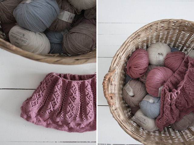 strikketøyet