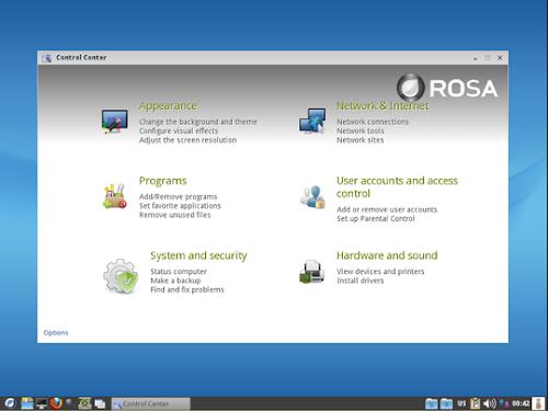 ROSA 2012 LXDE LTS