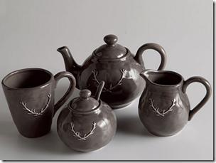 service à thé ou café