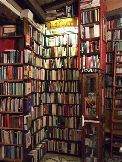 Poet's Corner, Shakespeare and Company