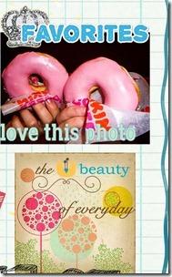 dettaglio foto donuts