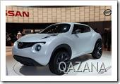 nissan qazana concept car