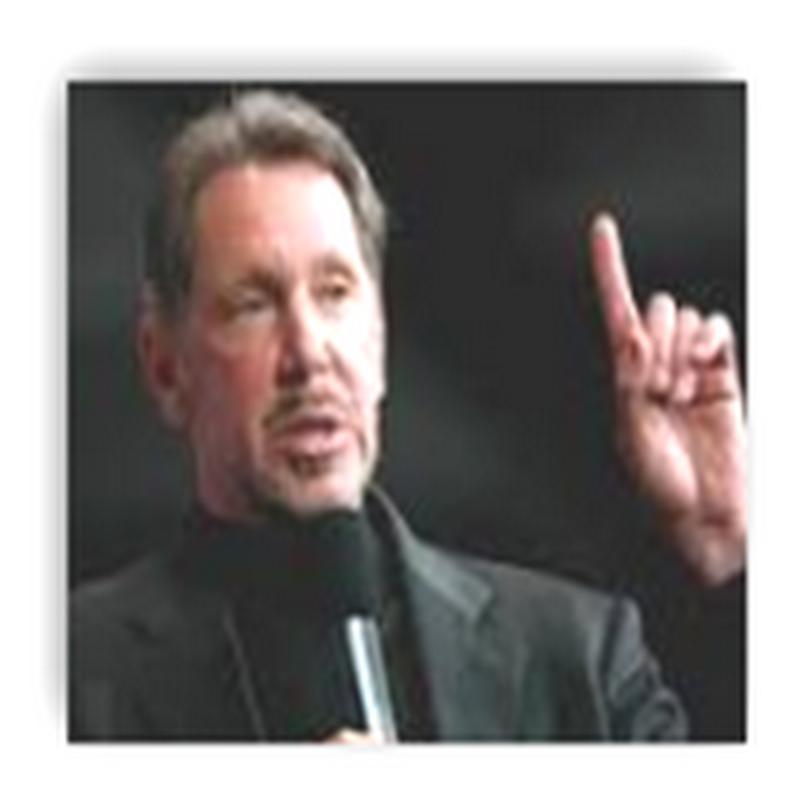 Larry Ellison Announced As Distinguished Medical Informatics Awardee for His Contributions to Health IT and the Ellison Foundation From the Friends of the National Library of Medicine (NIH)
