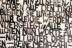 NACHGEMACHT - Spielekopien aus der DDR: Meine Worte, Deine Worte - Ist das Kunst, oder kann das weg?