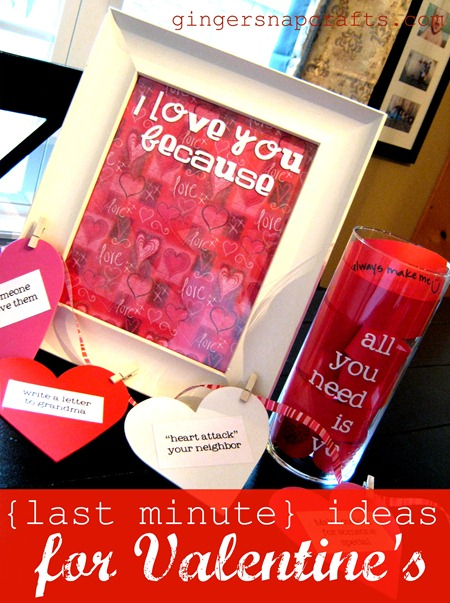 easy valentine's ideas
