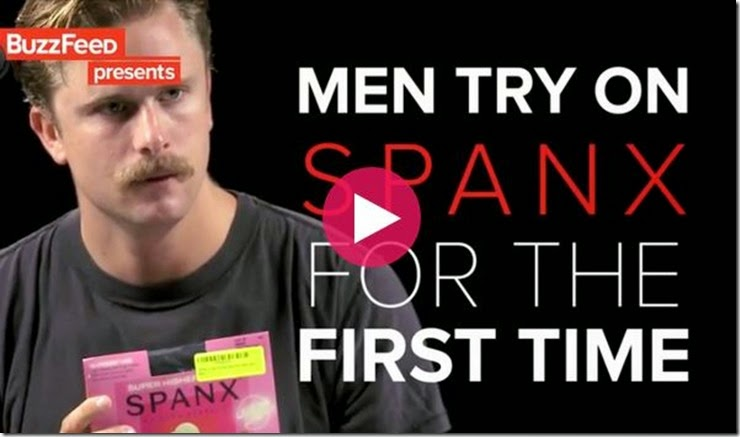 Men In Spanx