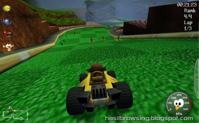 super tux kart screenshot 1
