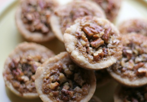 pecan pie tartlettes 3