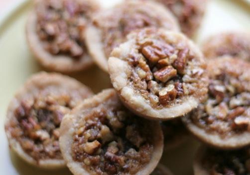 pecan pie tartlettes 3