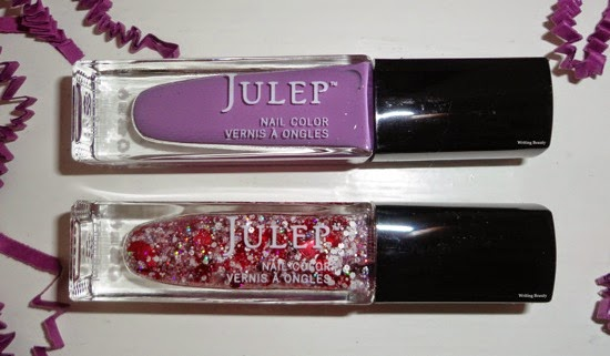 February 2015 Julep Maven Classic With a Twist London and Hartleigh