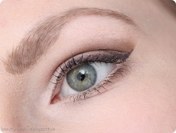 MAC Fluidline Macro Violet Naked Basic Urban Decay Purple my week