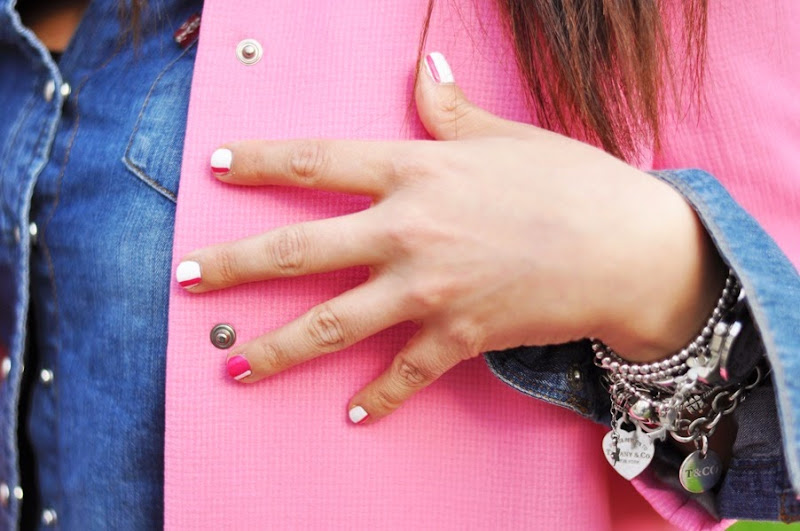 pink-coat-outfit-fashion-blogger-tendenze-2014-essie-nail-polish