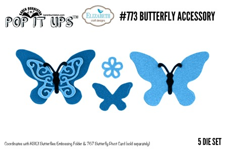 773 Butterfly Accessory