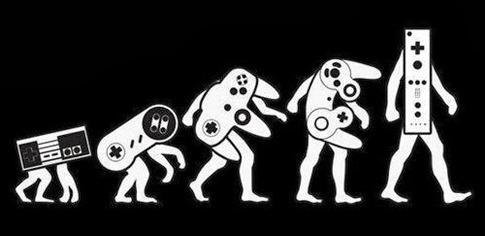 La evolución de los videojuegos en un video de 2 minutos